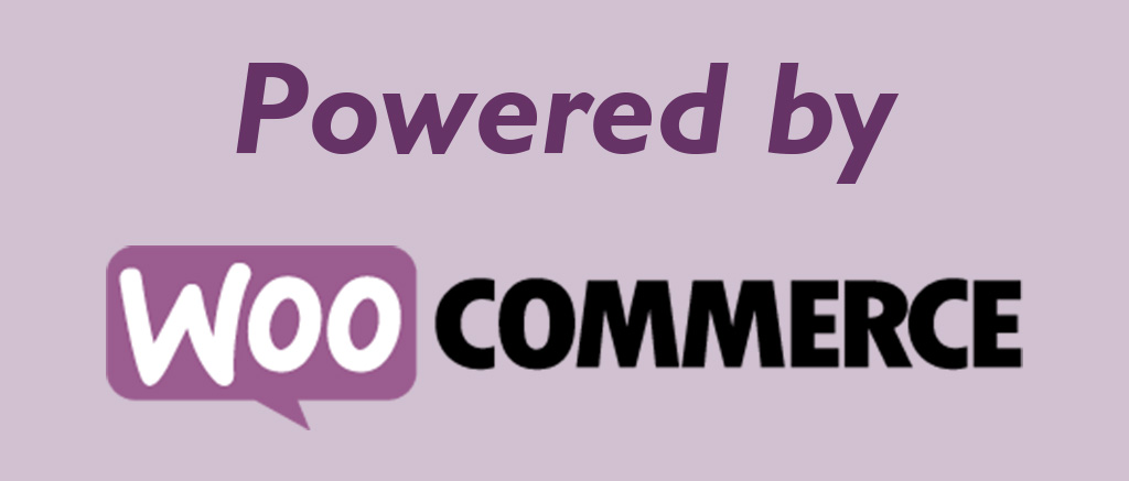 powered by WooCommerce Logo