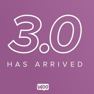 WooCommerce 3.0 has been released